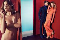 'Mettersi a nudo. Riconoscersi attraverso l'abito'. Ecco la nuova campagna pubblicitaria di Ermanno Scervino.