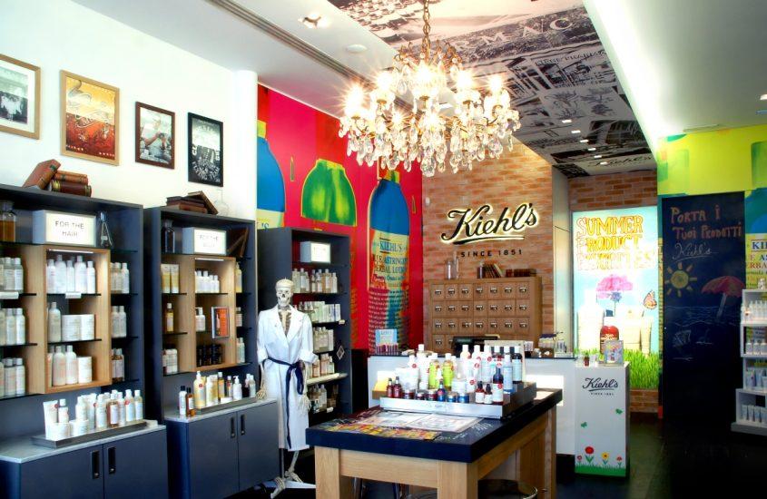 Kiehl's since 1851 festeggia il Fuori Salone in bellezza, con due eventi in store