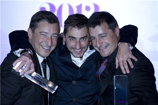 Massimo Bottura si aggiudica il podio per i migliori ristoranti del mondo