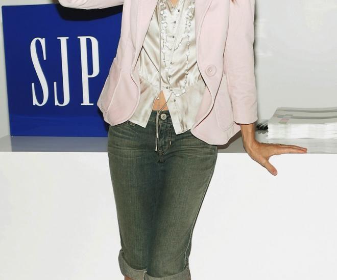 Sarah Jessica Parker lancia la sua linea di scarpe