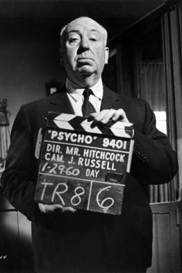 Hitchcock in mostra a Milano
