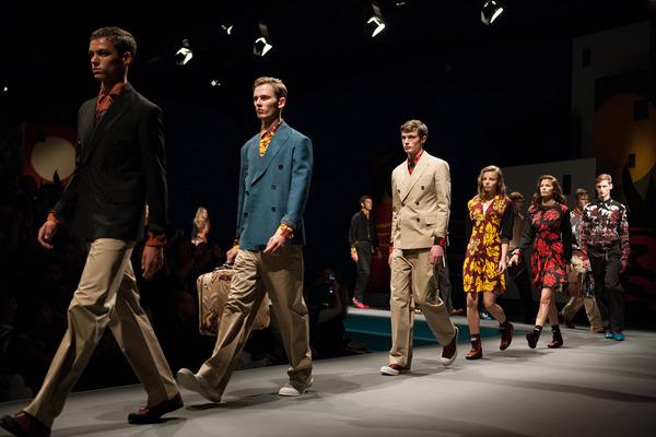 Milano Moda Uomo P/E 2014: Seconda Giornata