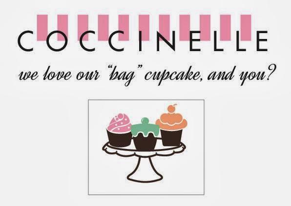 Le borse Coccinelle in versione cupcake per il Cupcake Day