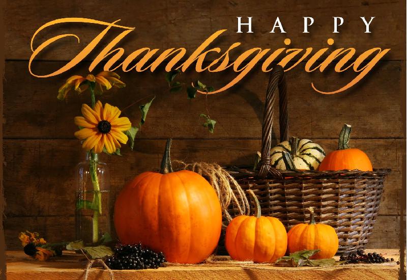 Buon Thanksgiving