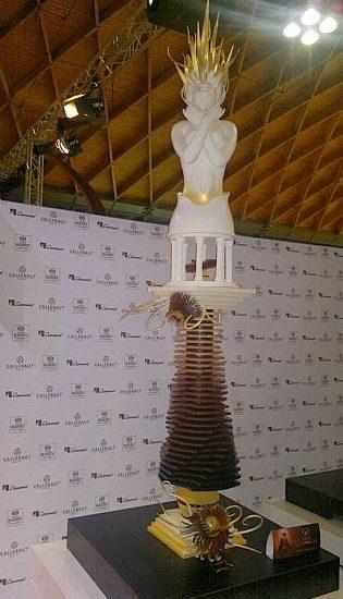 Davide Comaschi conquista il World Chocolate Masters