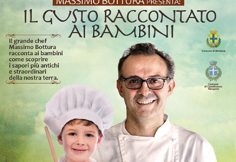 Massimo Bottura celebra lo zampone