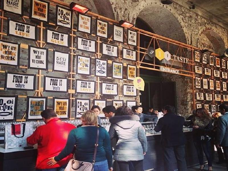 Viaggio gastronomico a Taste Firenze