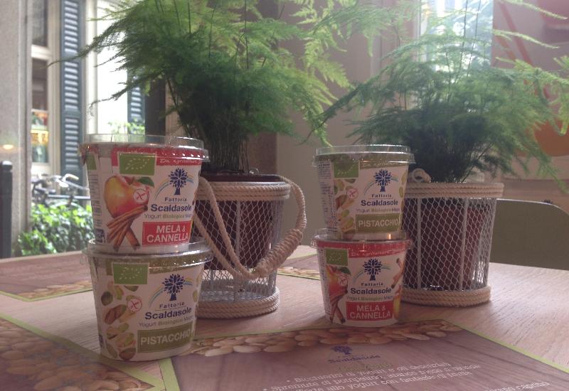 Scaldasole presenta i nuovi gusti pistacchio e mela&;cannella
