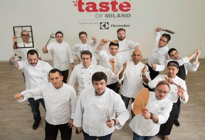 Torna Taste of Milano, con un occhio rivolto all'Expo 2015