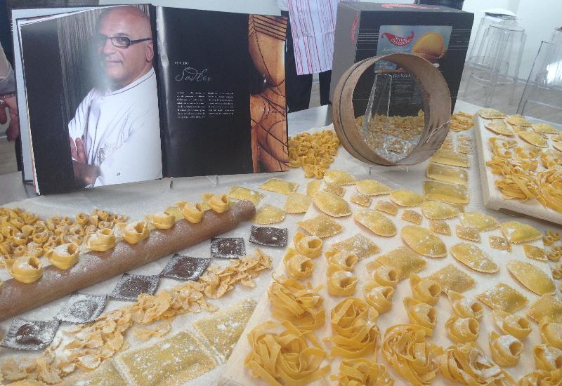 Le Divine Creazioni di Surgital interpretate dallo chef Claudio Sadler