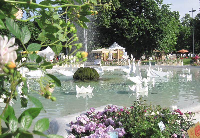 Fiori e piante pregiate a Milano grazie ad Orticola