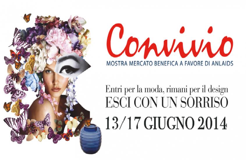 Torna a Milano Convivio, la Mostra Mercato benefica, ancora più ricca di sorprese
