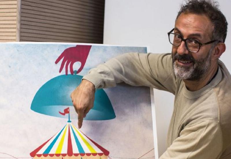 'Al Mèni'; il Circo 8 e 1/2 capitanato da Massimo Bottura