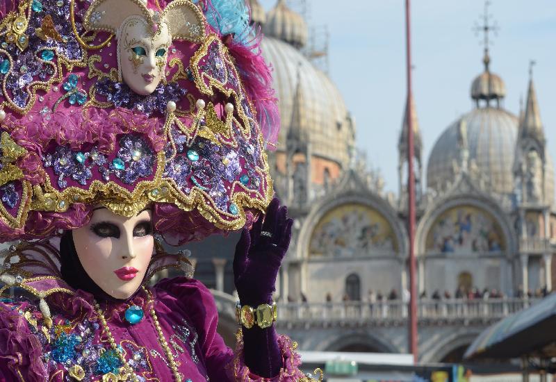 Il Carnevale di Venezia diventa goloso e omaggia l'Expo
