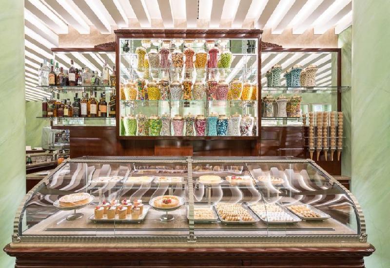 Inaugurata la nuova pasticceria Marchesi/Prada