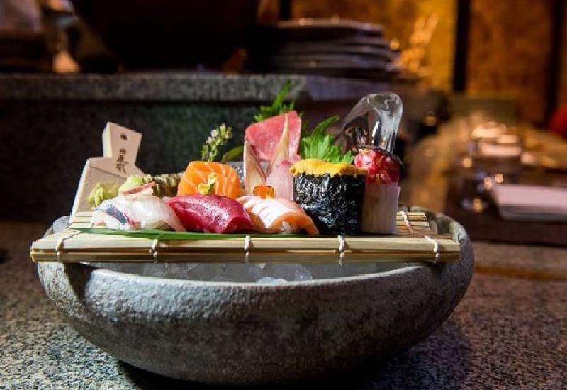 Palazzo Fendi apre il ristorante giapponese Zuma Rome