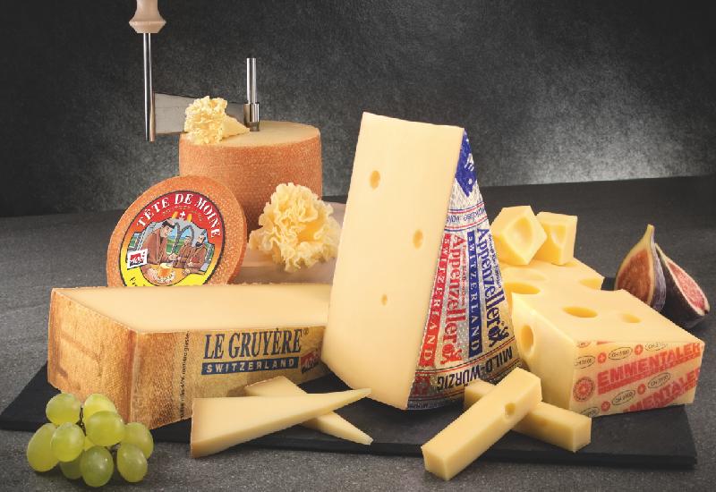 Alla scoperta dei formaggi svizzeri e del vino perfetto a cui abbinarli