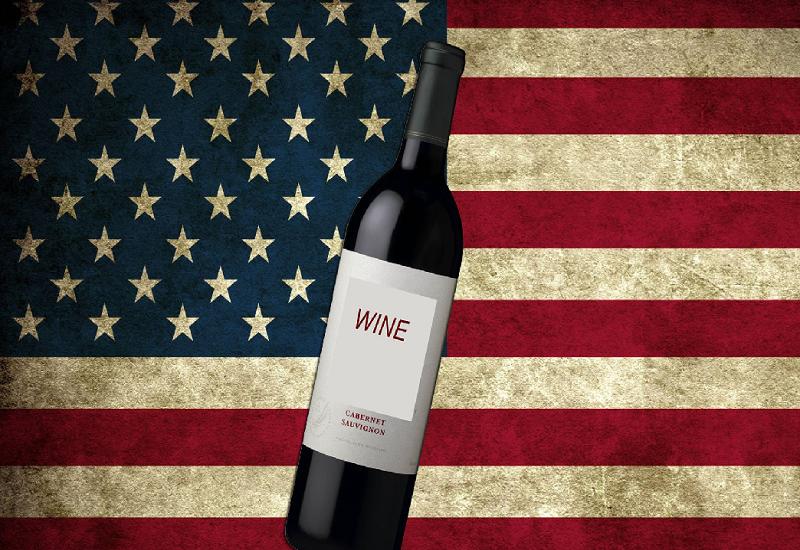 Cresce negli Usa il consumo del vino e quello italiano è al primo posto