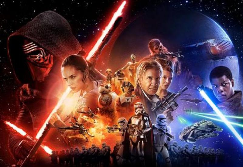 Che la forza sia con noi: Star Wars è tornato.