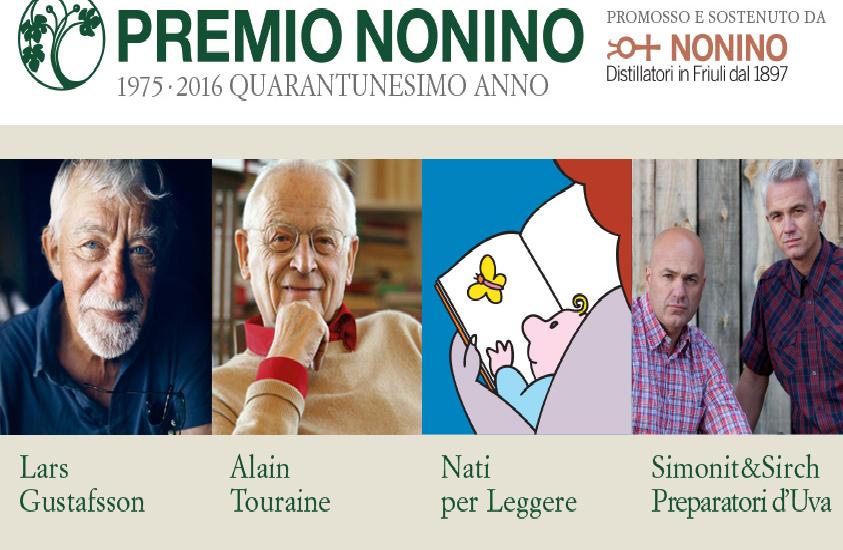 Ermanno Olmi apre la serata di consegna del Premio Nonino