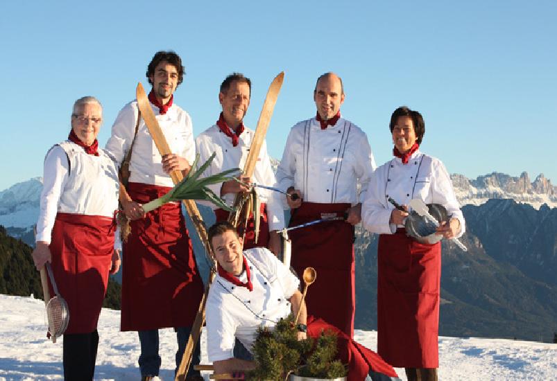 Gastronomia sulla neve sarà il prossimo appuntamento nell'altopiano di Renon
