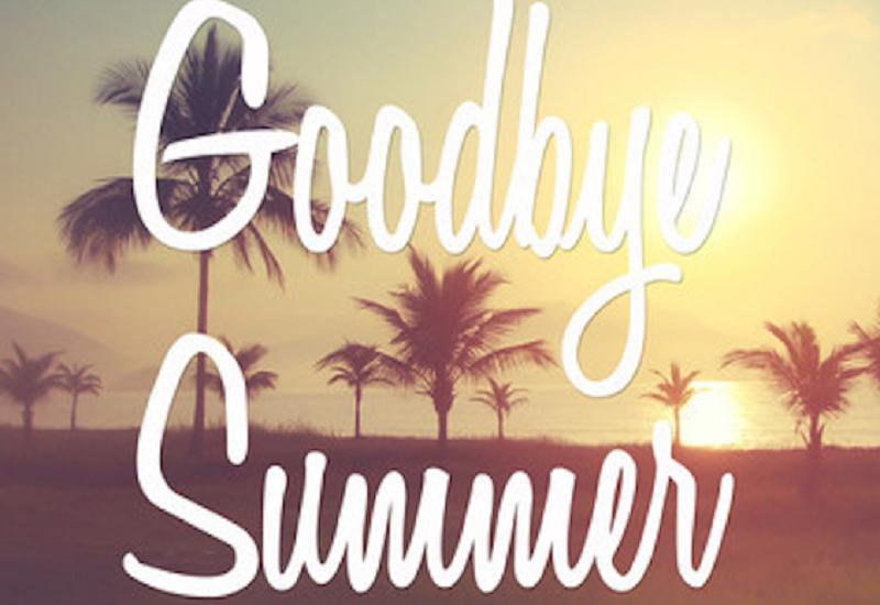 Pronti per il rientro dalle vacanze estive?