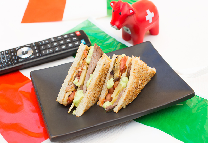 Il panino gourmet di Tommaso Arrigoni per le Olimpiadi di Rio