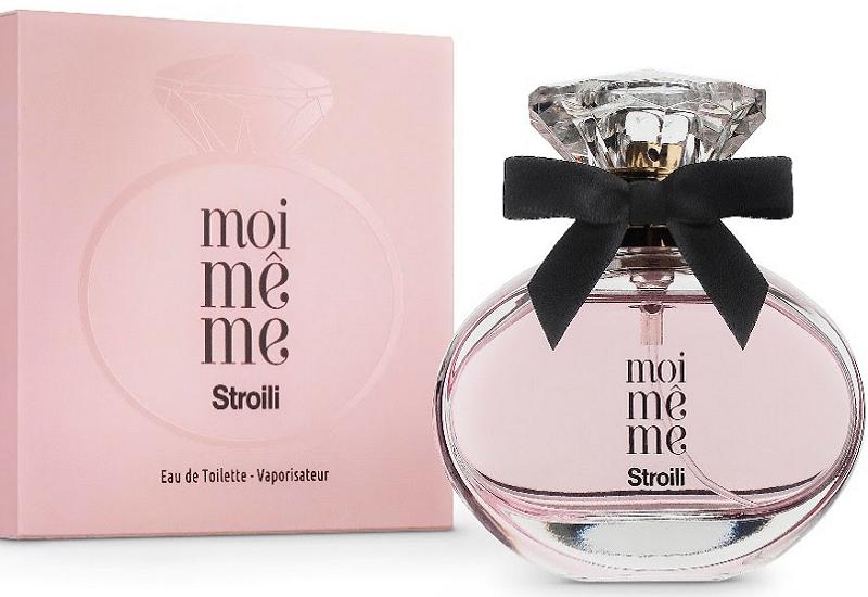 Stroili debutta con Moi mê(-)me un profumo per una femminilità contemporanea