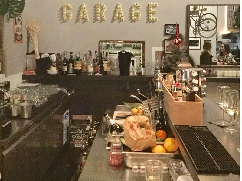 Ristoranti a Milano: Garage & Co