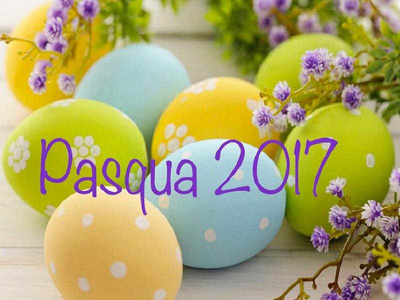 Pasqua tra uova, colombe e gite fuori porta