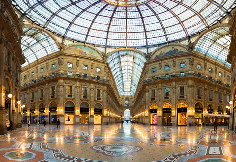 Galleria Vittorio Emanuele II si appresta a festeggiare il suo 150esimo compleanno