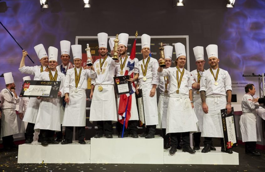 Un calendario ricco di eventi accompagnerà l'attesa della finale di Bocuse d'Or Europe