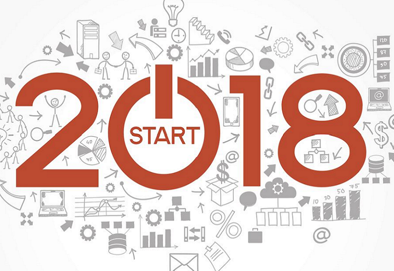Quali sono i vostri buoni propositi per il 2018?