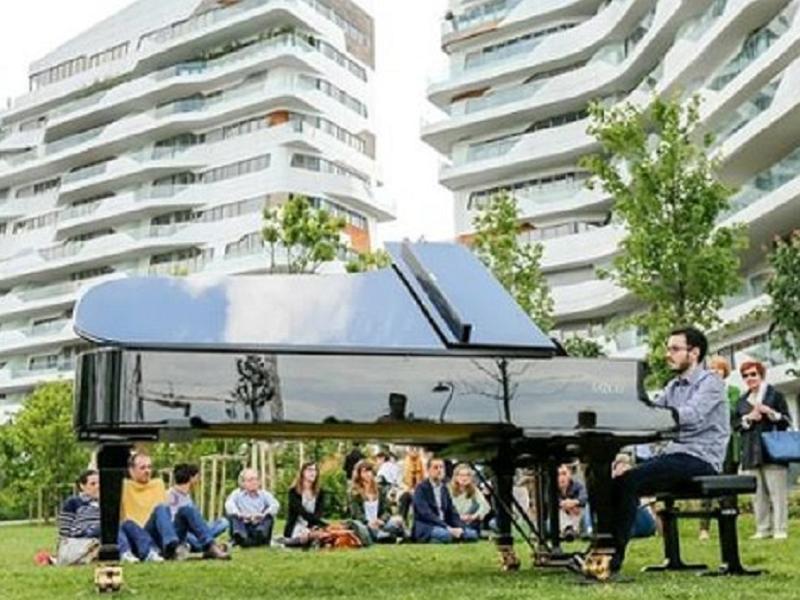 Piano City Milano. 450 concerti trasformano il capoluogo lombardo nella capitale della musica