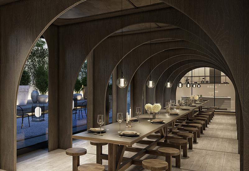 Palazzo Morando ospita Elle Decor Grand Hotel e Maio Temporary Restaurant & Bar