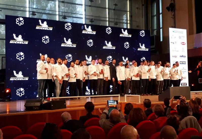 Svelate a Parma le stelle della guida Michelin 2019
