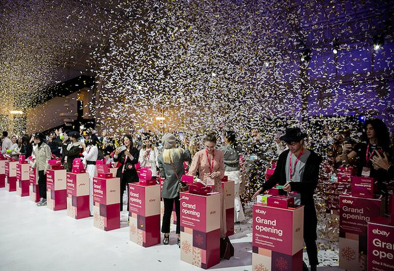 eBay inaugura la stagione dei regali di Natale con la campagna #RegaliFirstMinute