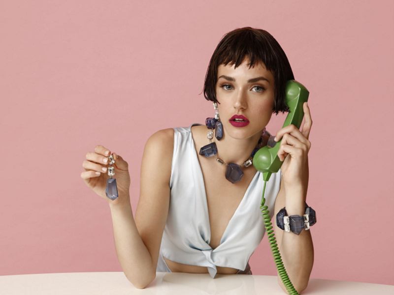 Sharra Pagano e la fashion jewelry