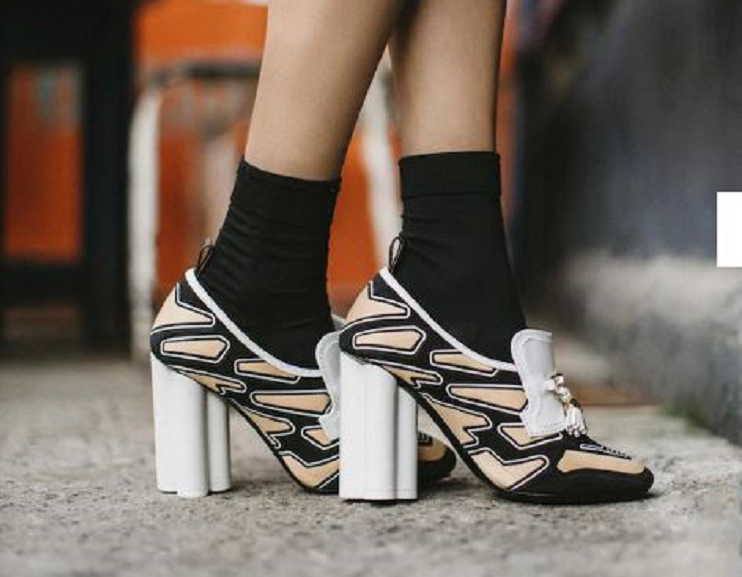 Le scarpe di tendenza di Louis Vuitton