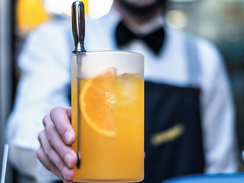 Come preparare un Cocktail Screwdriver