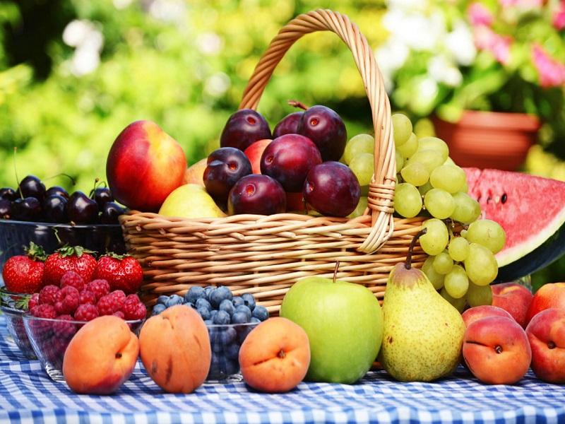 10 tipi di frutta per combattere il caldo