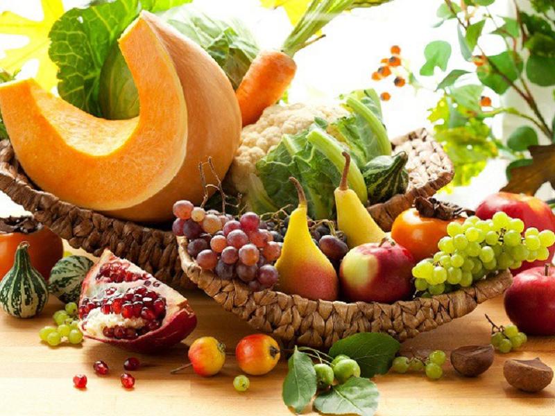 Alimenti da consumare in autunno per la salute