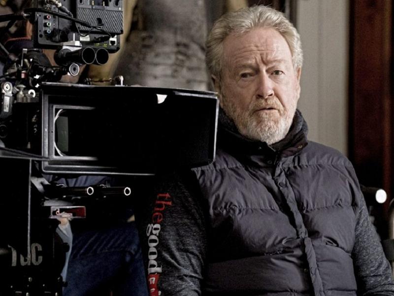 La fulgida carriera di Ridley Scott